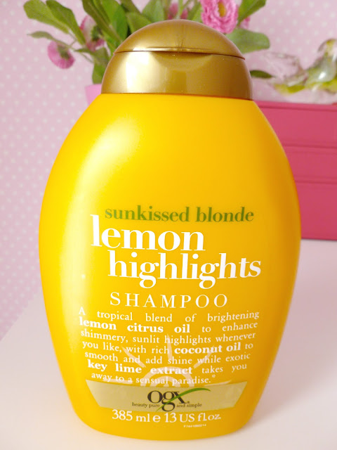 OGX Shampoo - Review