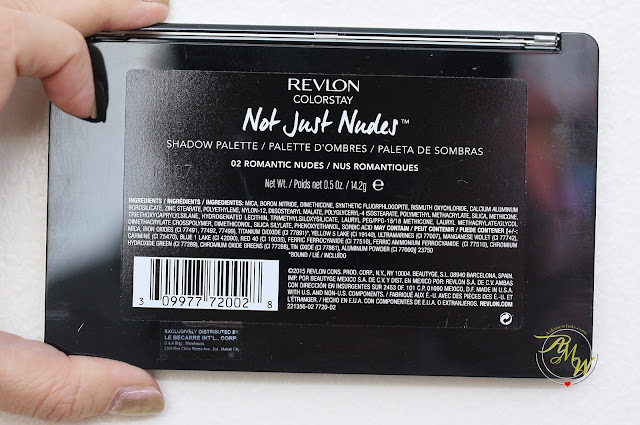 a photo of Revlon Colorstay Not Just Nudes Romantic Nudes