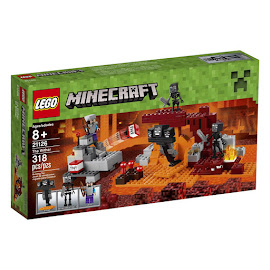 Minecraft The Wither Lego Set