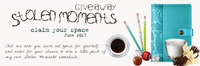 Stolen Moments Giveaway - SelfBinding Retrospect