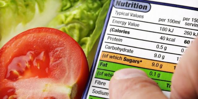 Agar Kesehatan Masyarakat Meningkat, Tahun Depan Produk Makanan Ada Label Kesehatan Seperti Rokok