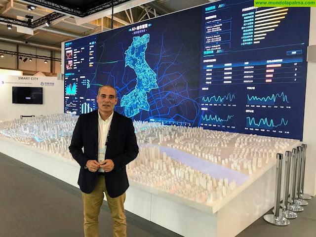 El Cabildo participa en uno de los mayores foros de ciudades inteligentes, a las puertas de dar un impulso decisivo al proyecto Smart Island