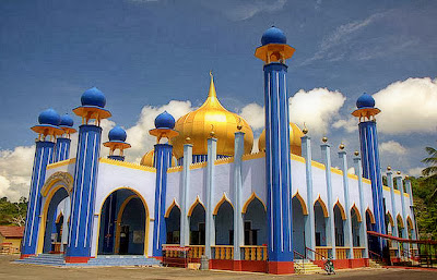Masjid Lama Daerah, Jerantut