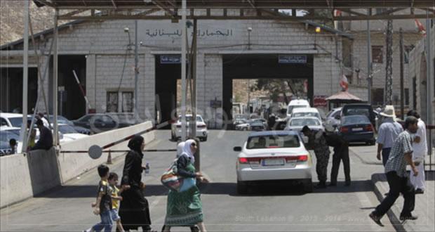 """مواطنون سوريون """"إذلالنا على الحدود اللبنانية متى ينتهي ؟"""""""