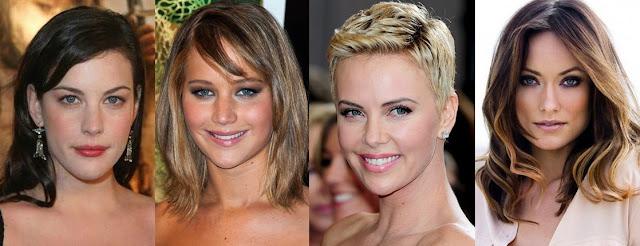 corte de pelo según la forma del rostro