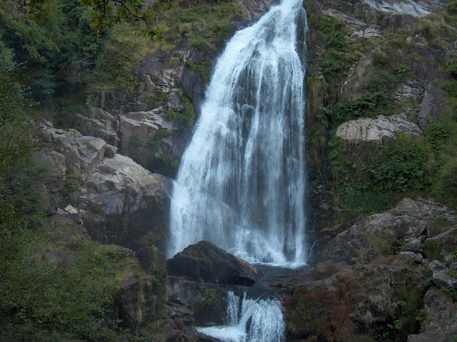 Cascada de Belelle