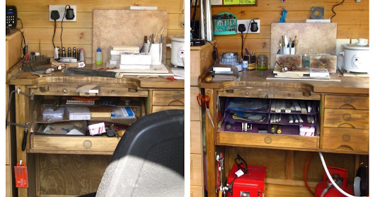 My Jewellery Shed - Then And Now