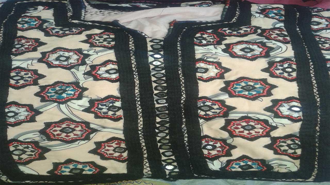 balochi dress photo - 7