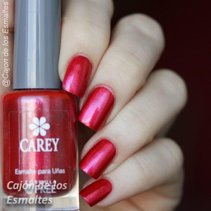 Esmalte Carey uñas Taian