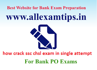 how crack ssc chsl exam in single attempt