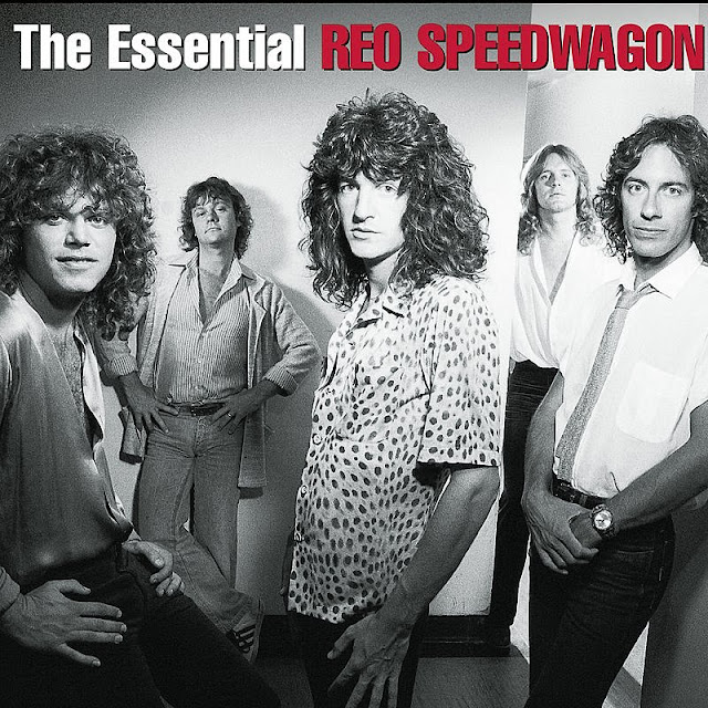 REO Speedwagon - Can't Fight This Feeling - From The Album The Essential REO Speedwagon (1985)