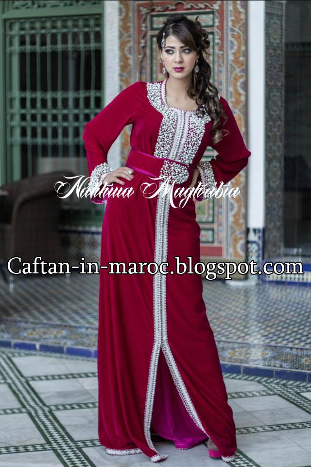 Caftans in Maroc  Caftan 2014 - Takchita Marocaine 4def19ef88c