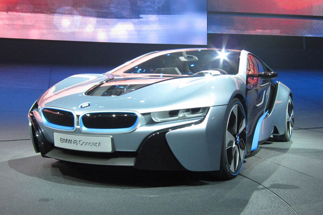 Auto News No Matter What Is The Bmw I8 Concept