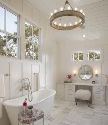 Renewed Bathroom Decoration