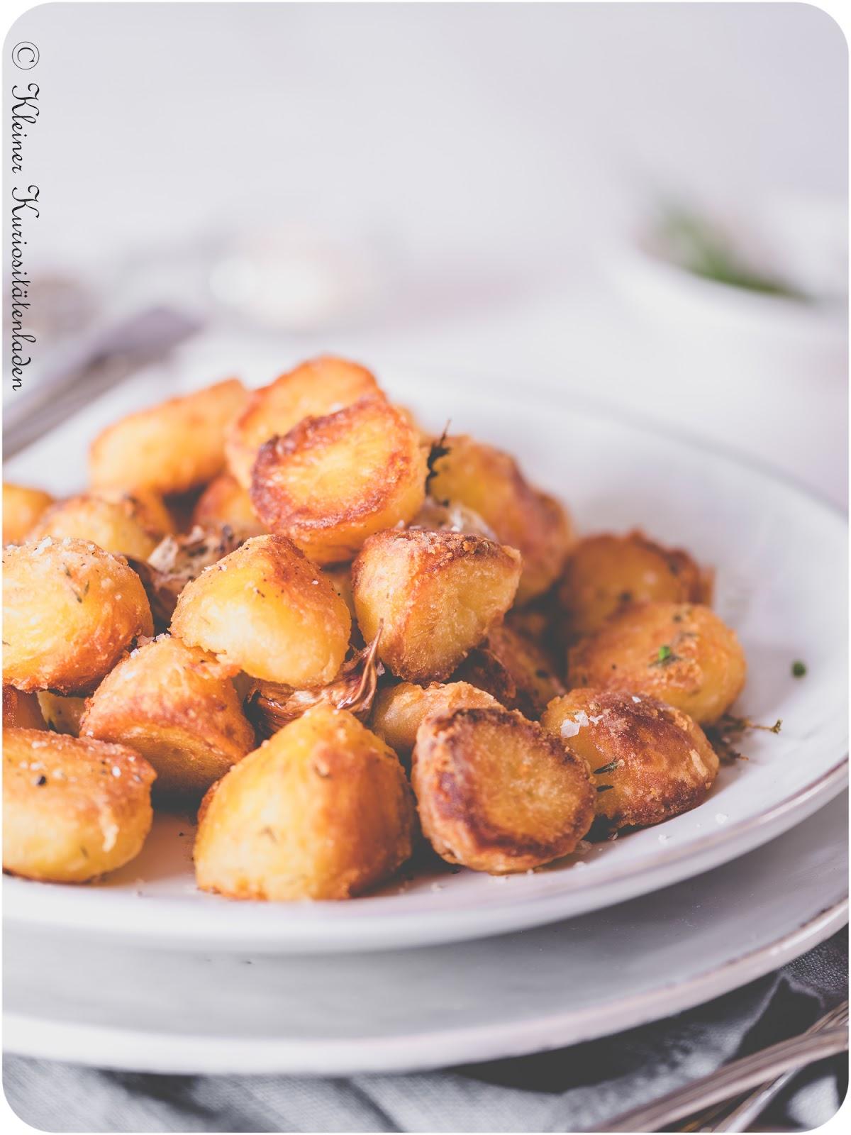 Goose Fat Roast Potatoes | Die leckersten Kartoffeln der Welt