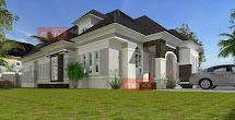 Nigerian Bungalow House Designs