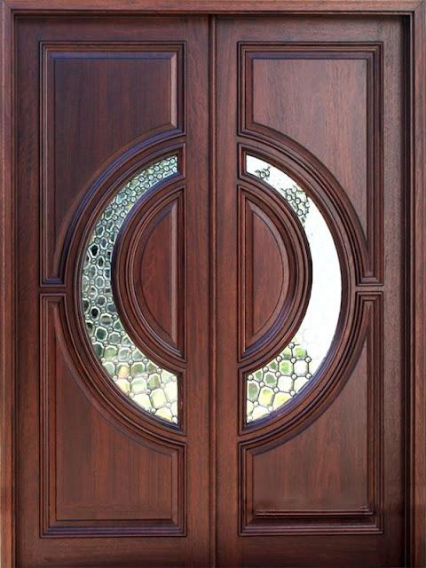 cửa-gỗ-2-cánh-gỗ-hương