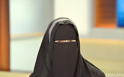 У Данії заборонили носити паранджу і нікаб
