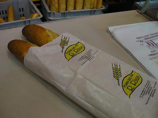 bolsa papel pan