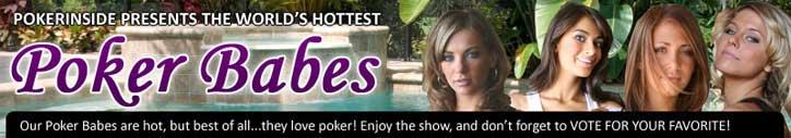 Poker Inside Poker Babes!