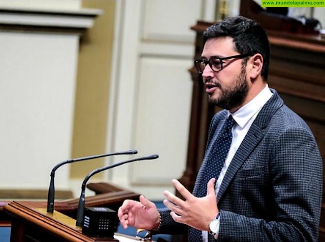 Qadri pide que se ejecute en tiempo y forma las ayudas del Plan de Desarrollo Rural para La Palma