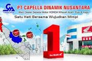 Lowongan PT. Capella Dinamik Nusantara Pekanbaru Oktober 2018