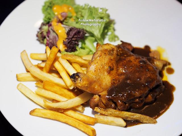 Chicken Chop  RM 22
