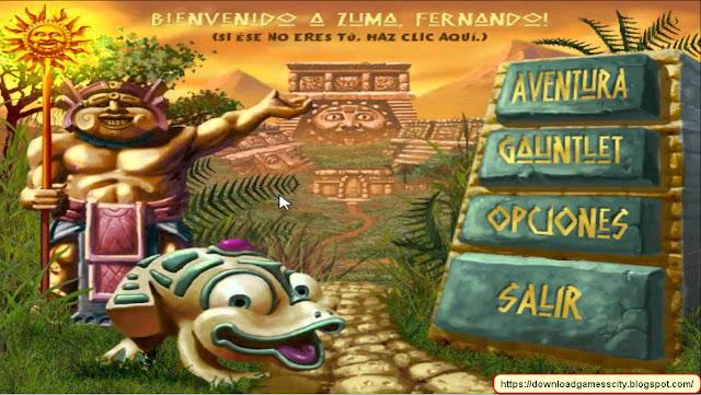 تحميل لعبة زوما 2007