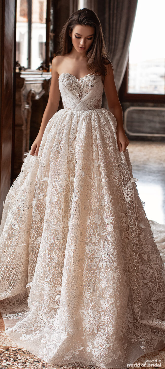 Milla Nova 2019  U0026quot Royal U0026quot  Bridal Collection