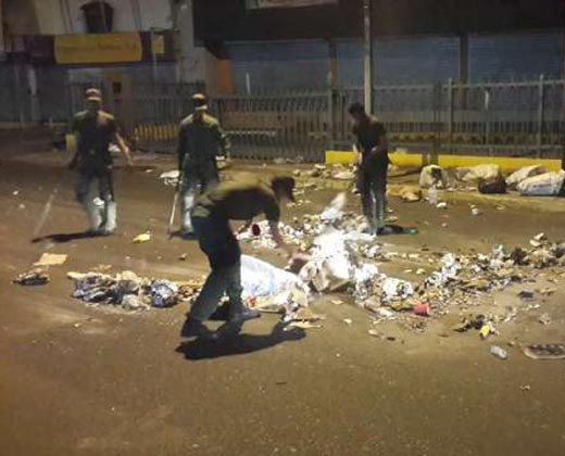 Reportan 103 detenidos por saqueos en el Zulia