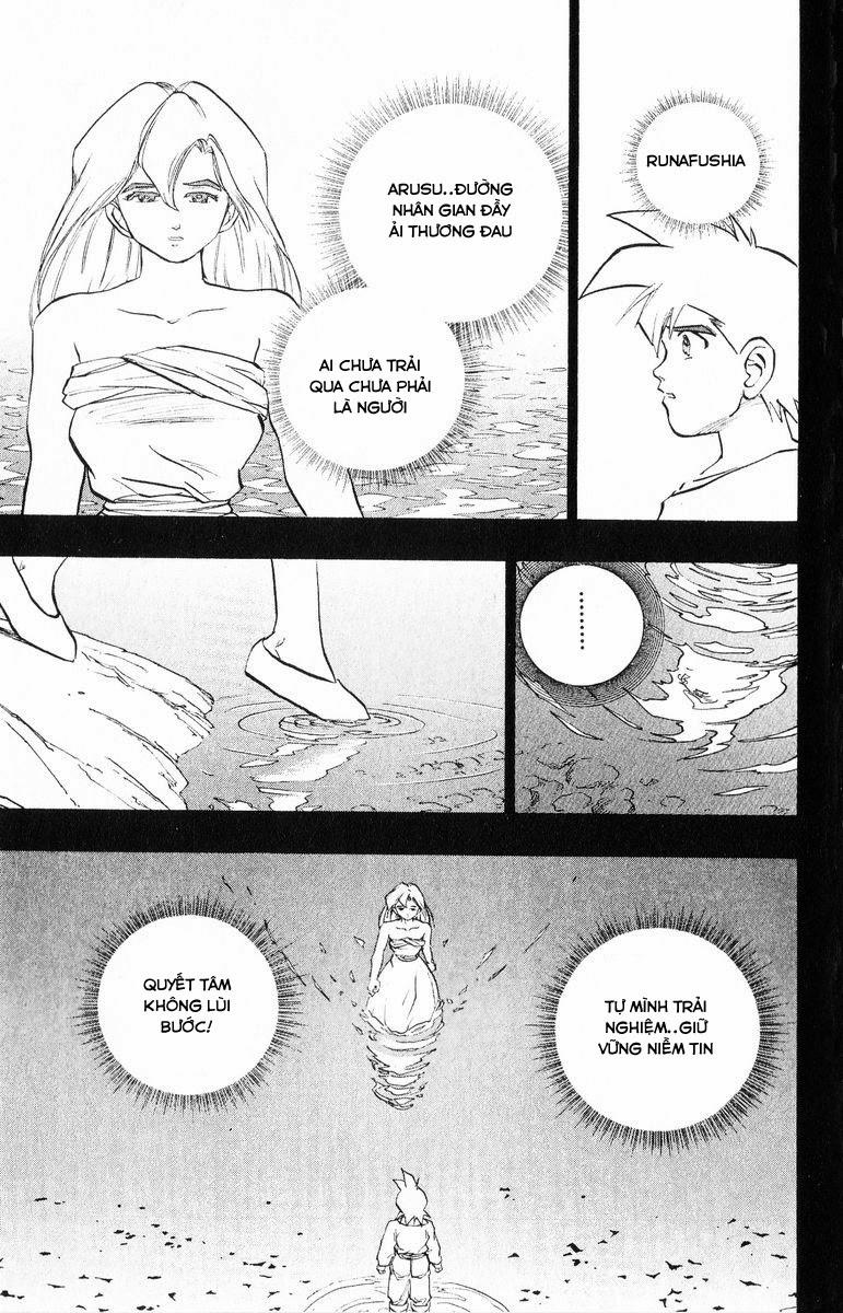Dragon Quest: Emblem of Roto chap 38 trang 26
