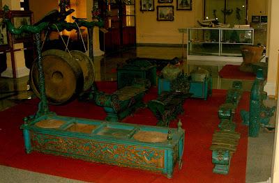 Gamelan Museum Cakraningrat Bangkalan