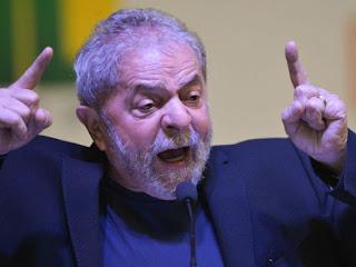 Lula promete a volta em 2018  e critica Temer e Dilma em evento confira