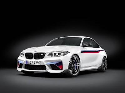 Νέα εκτενής γκάμα Αξεσουάρ BMW M Performance για τη νέα BMW M2 Coupé