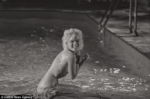 Marilyn Monroe Nude Images