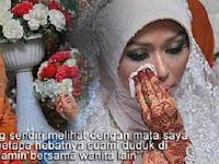 Astagfirullah! Wanita ini Dicerai Setelah Menikah 2 Jam, Si Suami Marah Gara-Gara Hal Sepele Ini dan Ternyata Suaminya...