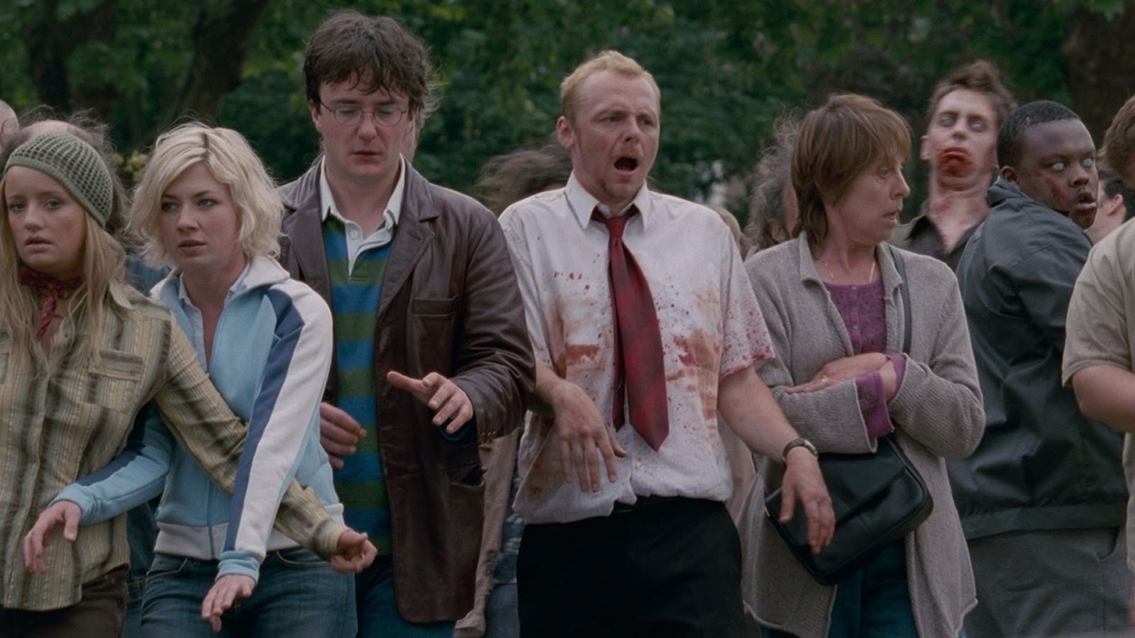 A Film A Day Shaun Of The Dead 2004