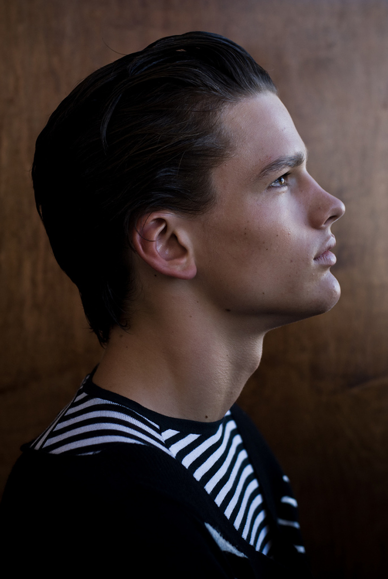 THE MOST BEAUTIFUL PEOPLE ON EARTH: SIMON NESSMAN