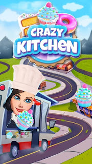 Crazy Kitchen Apk v3.8.5 Mod (Unlimited Money/Lives)