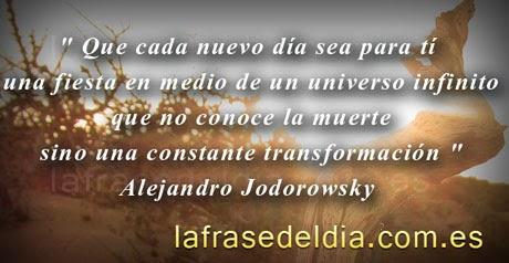Grandes frases de Alejandro Jodorowsky