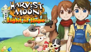 TEKNIK E-SPORT : Game PS4 Harvest Moon:Light of Hope Telah Resmi Dirilis Di Smartphone