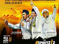 "Safari 212: Yuuk Ikuti TABLIGH AKBAR ""Energi Al-Maidah 51 Pilar Penguatan NKRI"" di Makassar"