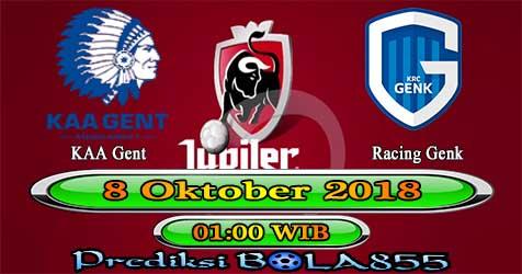 Prediksi Bola855 KAA Gent vs Racing Genk 8 Oktober 2018