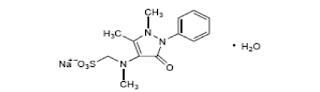 Metampiron atau disebut juga antalgin merupakan obat analgesik Metampiron