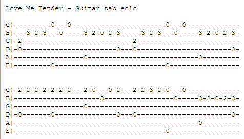 Guitar guitar tabs easy : Guitar : easy guitar tabs popular songs Easy Guitar Tabs Popular ...