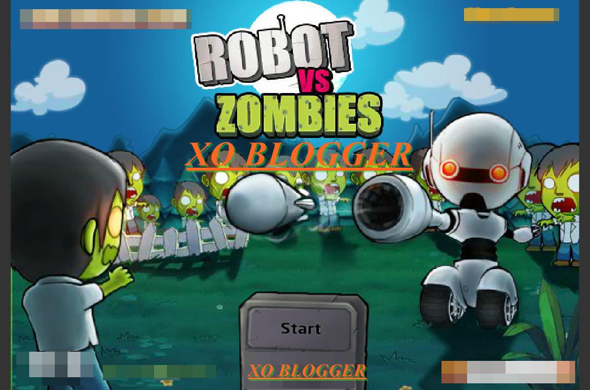 Xo Blogger Juegos Para Xo Robots Vs Zombies Para Xo