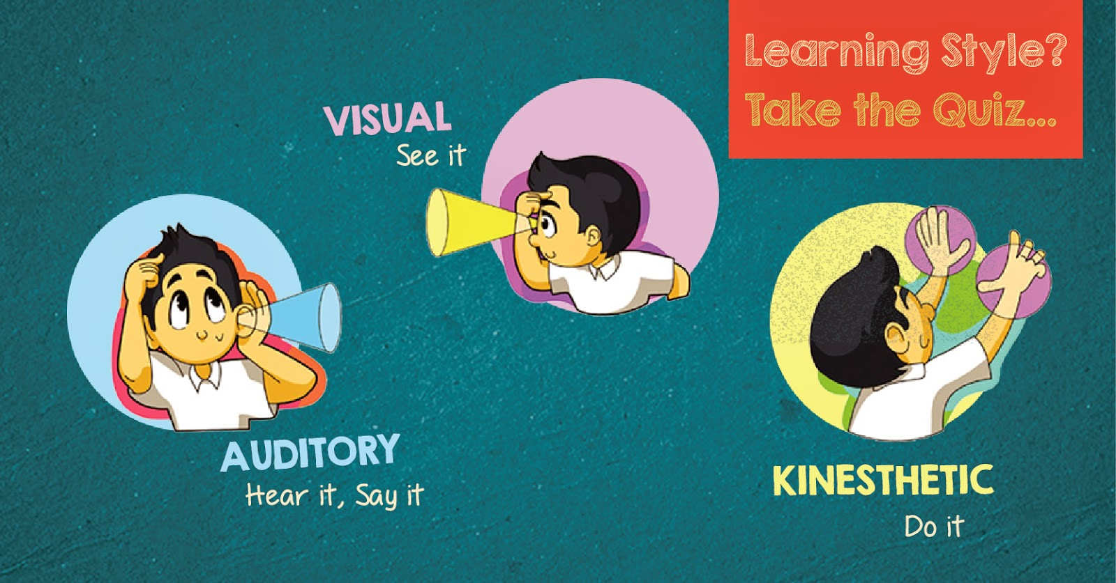 Your Childs Learning Style Is Critical For His Development