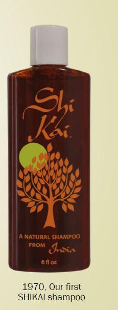 SHIKAI shampoo 1970