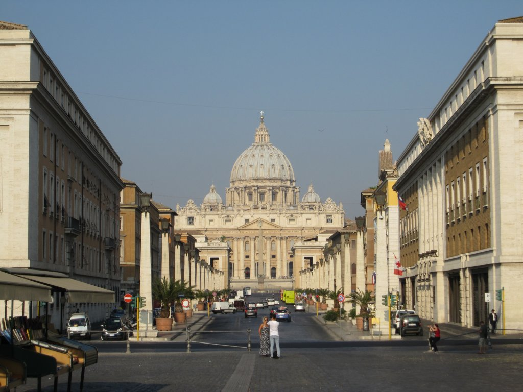 St Peter's Basilica, Rome - a practical guide