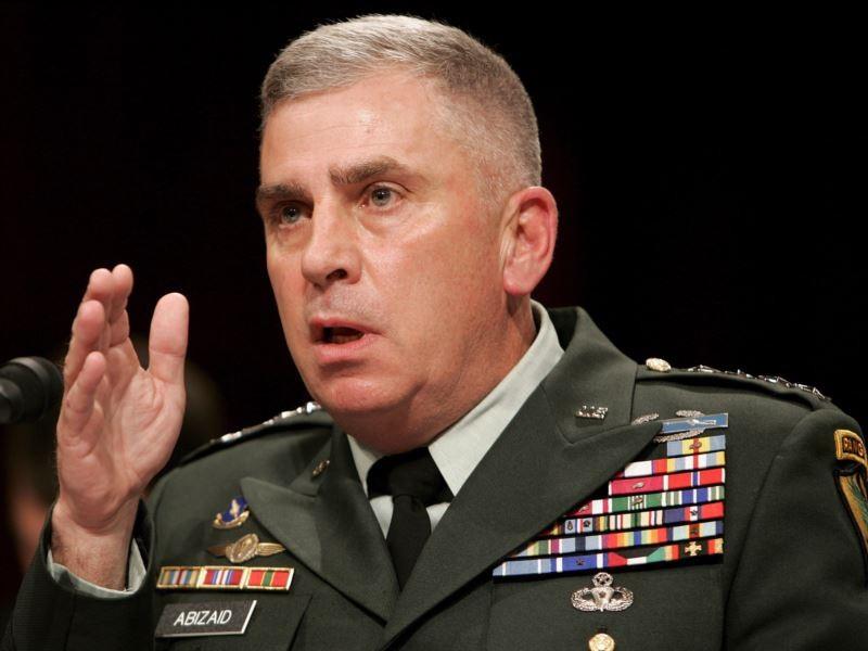 генерал Джон Абізейд